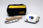 Аппарат для маникюра и педикюра STRONG 210/120 (БЕЗ ПЕДАЛИ В СУМКЕ)