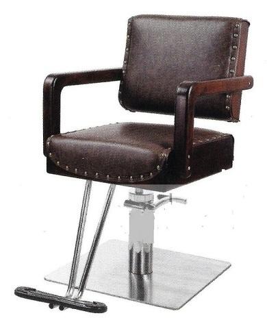 Парикмахерское кресло в стиле лофт LEA-2
