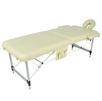 Складной массажный стол на алюминиевой основе JFAL01A (2)