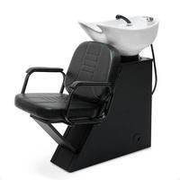 Парикмахерская мойка Елена с креслом бриз раковина средняя