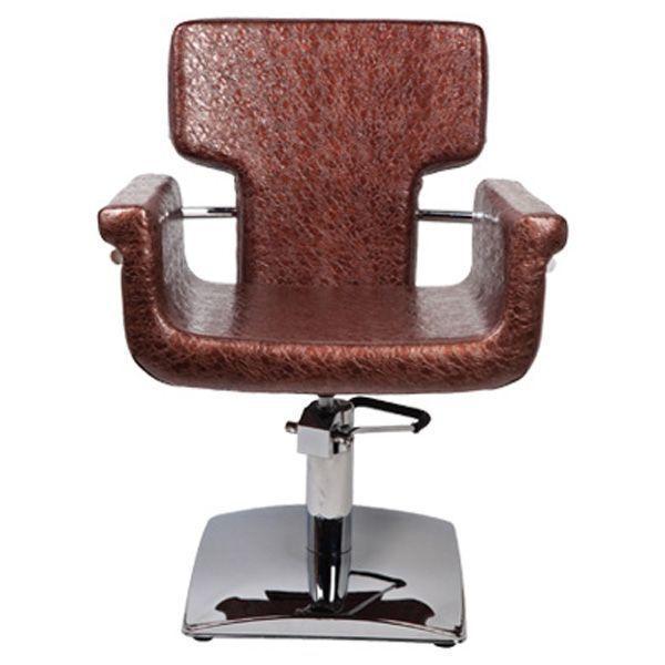 """Парикмахерское кресло """"А01""""на гидравлике основание квадрат"""