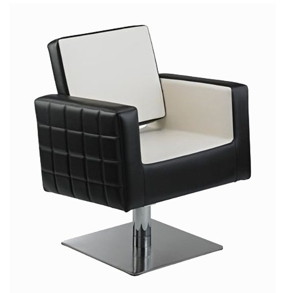 """Парикмахерское кресло """"А147""""на гидравлике пятилучье хром"""