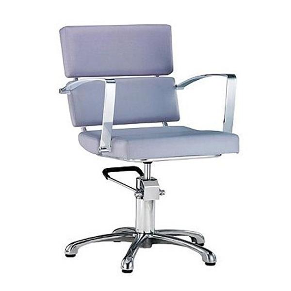 """Парикмахерское кресло """"А25""""на гидравлике пятилучье хром"""