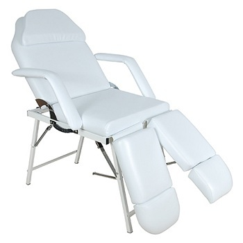 Педикюрное кресло складное FIX-2A (КО-162) Регистрационное Удостоверение Росздравнадзора