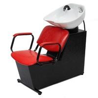 Мойка парикмахерская МЭГГИ с креслом КОНТАКТ раковина средняя
