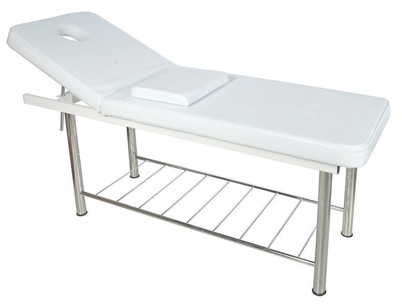 Массажный стол стальной FIX-MT1 (МСТ-38) с регистрационным удостоверением