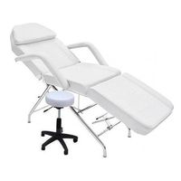 Косметологическое кресло со стулом в комплекте MK04