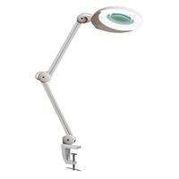 Лампа-лупа на струбцине 5 диоптрий, 22 Вт